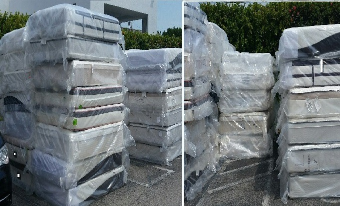 Huge Inventory Of Overstock Closeout Mattresses picture