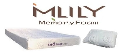 Milly Memory Foam Twin Mattress picture